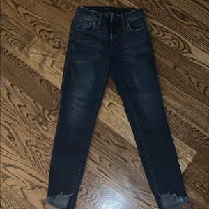 STS Blue Distressed Jean